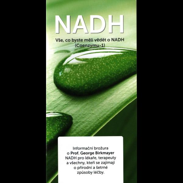 NADH. Informační brožura